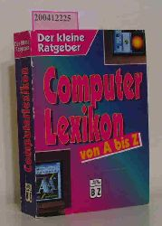Computer-Lexikon von A bis Z