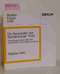 Berliner Forum 5/83
