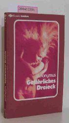 Anonymus  Anonymus Gefährliches Dreieck Eroticon