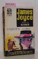 J. Joyce  J. Joyce Stephen Hero