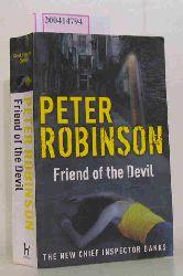 P. Robinson  P. Robinson Friend of the Devil