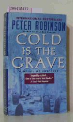 P. Robinson  P. Robinson Cold is the Grave