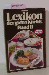 Dr. Oetker - Lexikon der guten Küche Band II