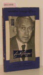 Ernst Jünger in Selbstzeugnissen und Bilddokumenten