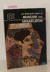 Davaras, Costis  Davaras, Costis Die  minoische Kunst im Museum von Herakleion