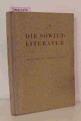 Die Sowjetliteratur