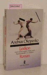 Okopenko, Andreas  Okopenko, Andreas Lexikon einer sentimentalen Reise zum Exporteurtreffen in Druden