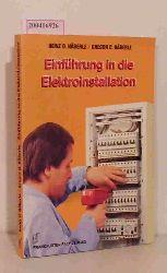 """""""Häberle, Heinz O. ; Häberle, Gregor D.""""  """"Häberle, Heinz O. ; Häberle, Gregor D."""" Einführung in die Elektroinstallation"""