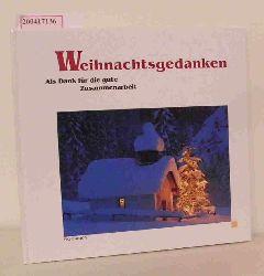R. Leonhardt  R. Leonhardt Weihnachtsgedanken