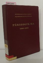 Koehler und Volckmar - Fachbibliographien