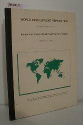 Davis, Shelton H.  Davis, Shelton H. World Development Report 1992 / Indigenous Views