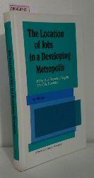 Lee, Kyu Sik  Lee, Kyu Sik The Location of Jobs in a Developing Metropolis