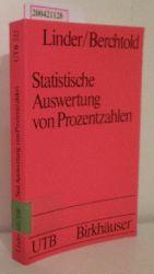 """""""Linder, Arthur ; Berchtold, Willi""""  """"Linder, Arthur ; Berchtold, Willi"""" Statistische Auswertung von Prozentzahlen"""