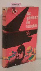 Weise, Lothar  Weise, Lothar Das  Geheimnis des Transpluto
