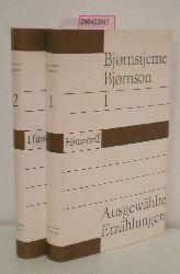 Bjørnson, Bjørnstjerne  Bjørnson, Bjørnstjerne Ausgewählte Erzählungen Band 1 und 2