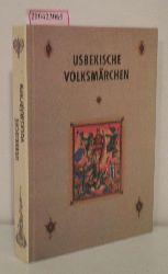 Nowak, Vera [Übers.]  Nowak, Vera [Übers.] Usbekische Volksmärchen