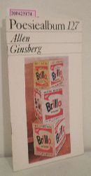 Ginsberg, Allen  Ginsberg, Allen Poesiealbum 127 - Allen Ginsberg