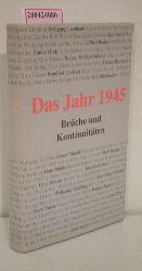Krauss, Christine [Hrsg.]  Krauss, Christine [Hrsg.] Das  Jahr 1945