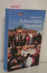 Brandt, Peter  Brandt, Peter Schwieriges Vaterland