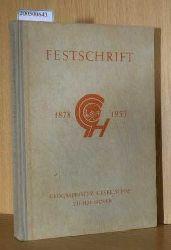 Schwarz, Gabriele  Schwarz, Gabriele Hannover und Niedersachsen. Festschrift zur Feier des 75jährigen Bestehens der Geographischen Gesellschaft zu Hannover