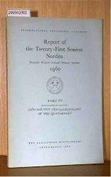 Theodor sorgenfrei  Theodor sorgenfrei International Geological Congress. Report of the Twenty-First Session Norden. Denmark, Finland, Iceland, Norway, Sweden. 1960