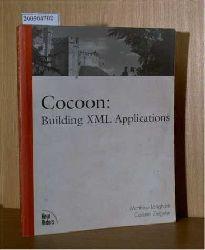 Carsten Ziegeler  Carsten Ziegeler Cocoon: Building XML Applications