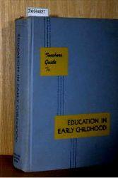 Bureau of Elementary Education  Bureau of Elementary Education Teachers Guide to Education in Early Childhood