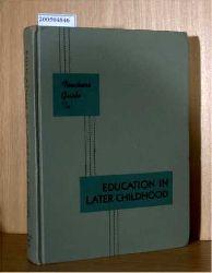 Bureau of Elementary Education  Bureau of Elementary Education Teachers Guide to Education in later Childhood