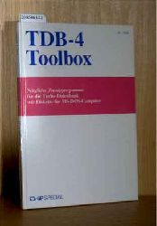 Kern, Ulrich  Kern, Ulrich TDB-4 Toolbox mit Diskette