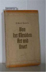 Richard Jahnke  Richard Jahnke Von der Menschen Art und Unart