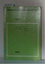 Hennings, Werner  Hennings, Werner Rahmencurriculum Geographie. Überlegungen zur Standort- und lernzielbestimmung für Sekundarstufe II und Grundstudium. ( = Schulprojekte der Universität Bielefeld, 9)