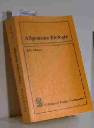 Libbert, Eike   Libbert, Eike  Allgemeine Biologie