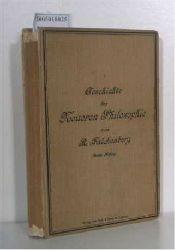 Falckenberg, Richard  Falckenberg, Richard Geschichte der neueren Philosophie von Nikolaus von Kues bis zur Gegenwart