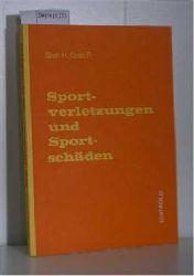 H. Groh / P. Groh  H. Groh / P. Groh Sportverletzungen und Sportschäden