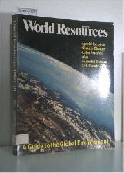World Resources Institute  World Resources Institute World Resources 1990-91: A Guide to the Global Environment / Climate Change - Latin America - Essential Data on 146 Countries