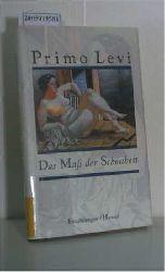 Levi, Primo  Levi, Primo Das  Mass der Schönheit