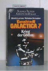 """""""Larson, Glen A. ; Yermakov, Nicholas""""  """"Larson, Glen A. ; Yermakov, Nicholas"""" Kampfstern Galactica 7"""