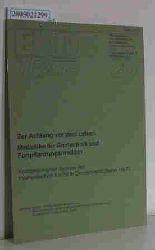 EKD-Texte 20: Zur Achtung vor dem Leben. Maßstäbe für Gentechnik und Fortpflanzungsmedizin. Kundgebung der Synode der Evangelischen Kirche im Rheinland (Berlin 1987).