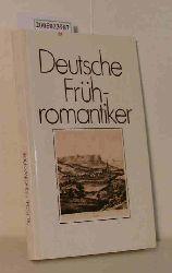 Hecht, Wolfgang  Hecht, Wolfgang Deutsche Frühromantiker