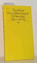 Hodjak, Franz  Hodjak, Franz Franz, Geschichtensammler