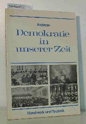 Andreae, Hugo  Andreae, Hugo Demokratie in unserer Zeit