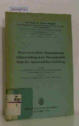 """Gieseke, Paul ; Weber, Werner ; Wiedemann, Werner""  ""Gieseke, Paul ; Weber, Werner ; Wiedemann, Werner"" Wasserwirtschaftliche Rahmenplanung"