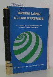 Stevens, R. Michael  Stevens, R. Michael Green Land-Clean Streams