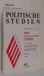 Jürgen P.Lang und Patrick Moreau  Jürgen P.Lang und Patrick Moreau Politische Studien Sonderdruck 1/1994