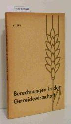 Ritter  Ritter Berechnungen in der Landwirtschaft