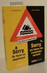 """""""Orth, Stephan ; Blinda, Antje""""  """"Orth, Stephan ; Blinda, Antje"""" Sorry, wir haben die Landebahn verfehlt"""