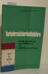 """""""Schubert, Günter ; Schubert, Ursula""""  """"Schubert, Günter ; Schubert, Ursula"""" Verkehrssicherheitslehre"""
