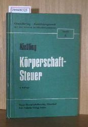 Kießling, Heinz  Kießling, Heinz Körperschaftsteuer