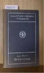 Meyer, F.  Meyer, F. Britannicus - Tragedie en cinq actes par Jean Racine