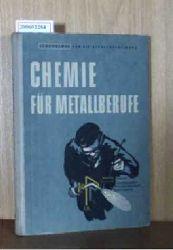 Lehrbücher für die Berufsausbildung: Chemie für Metallberufe
